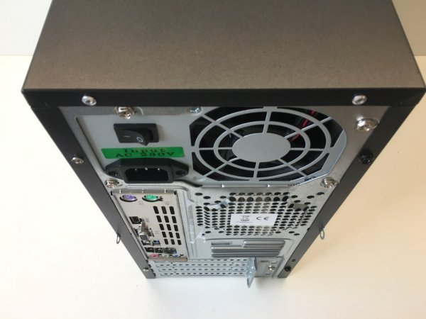 Office PC, AMD A8-5545M, 4x 1.70GHz, 256GB SSD, 500GB HDD, 8GB RAM, Windows 10