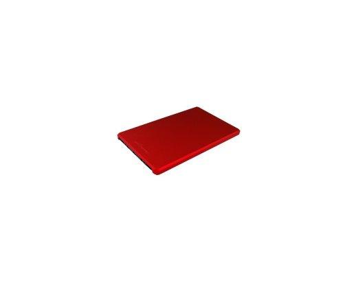 Palit GALAPAD Protection Case - Schutzabdeckung für Tablet - Polycarbonat, rot