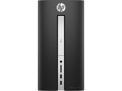 PC HP Pavilion 510-p150ng, AMD A10-9700, 256GB SSD, 8GB RAM, Win 10, DVD