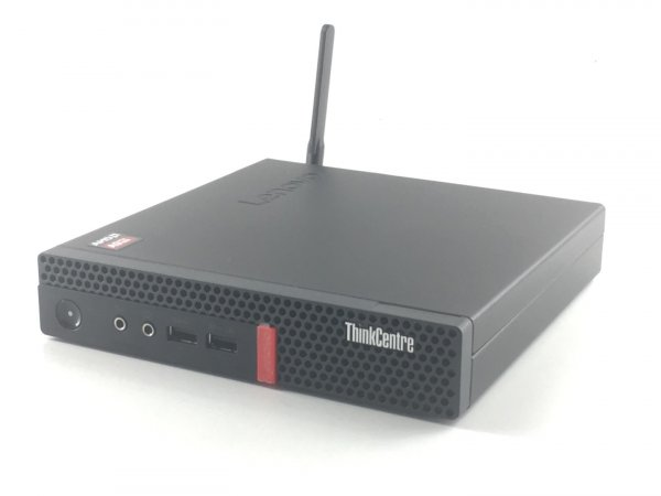 PC Lenovo ThinkCentre M625q Tiny, AMD A9-9420e, 128GB SSD, 4GB RAM, Win 10 Pro