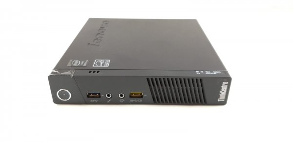 Top Lenovo Mini PC M93p Tiny Intel i7-4765T Quad- Core Desktop 512GB SSD 8GB RAM