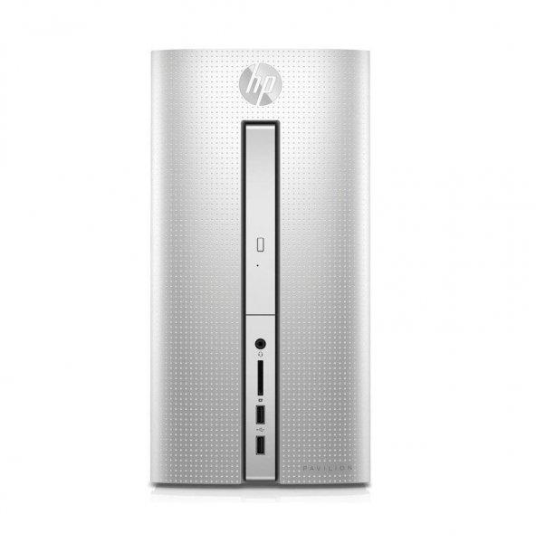 HP Pavilion 510-p158ng silber, AMD A8-9600, 4x 3.10GHz, 240GB SSD, 4GB RAM, Win