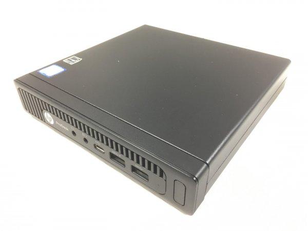 HP ProDesk 600 G2 Mini PC Desktop Intel Quad-Core i5-6500T 256GS SSD+1TB HDD 8GB RAM