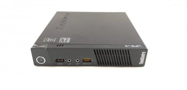 Top Lenovo Mini PC M93p Tiny Intel i7-4765T Quad- Core Desktop 256GB SSD