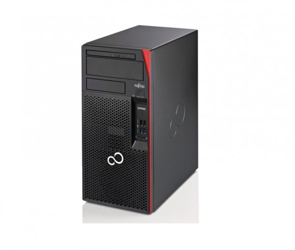 PC Fujitsu Esprimo P557 E85+, Intel Core i3-6100, 256GB SSD, 8GB RAM, Win 10 Pro